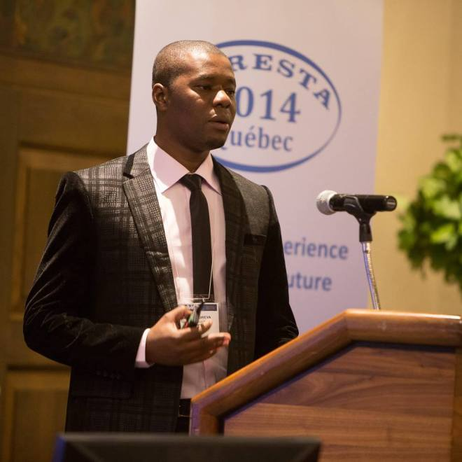 Testimonial for Edmond Sanganyado